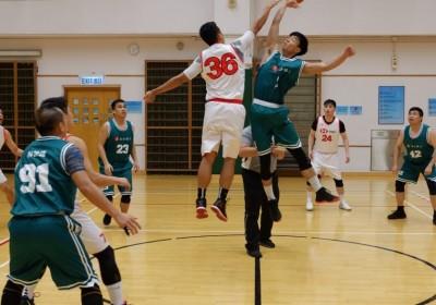 4-6月的籃球初賽花絮  之 2019年全港銀行及金融業『上海商業銀行盃』籃球大賽