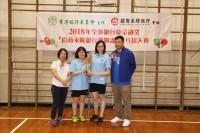 女子團體季軍-上海商業銀行
