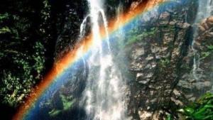 水口彩虹瀑佈